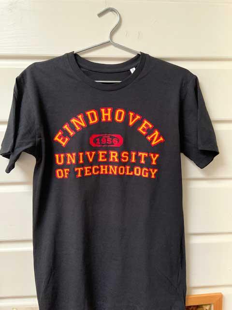Heren t-shirt - EINDHOVEN UNIVERSITY OF TECHNOLOGY